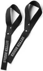 Better Bodies 1,5 inch Leather Straps
