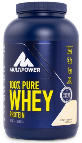 Multipower 100% Pure Whey,  - Multipower