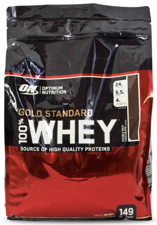 100% Whey Gold Standard,  - Optimum Nutrition