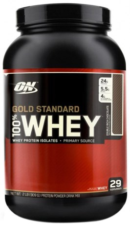 100% Whey Gold Standard, Livsmedel - Optimum Nutrition