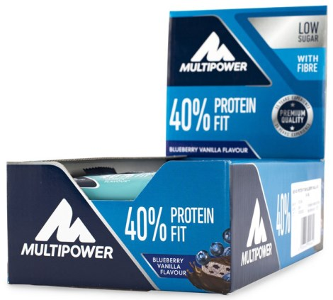 Multipower 40% Protein Fit Bar,  - Multipower