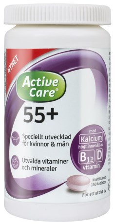 Active Care 55+, Kosttillskott - Active Care