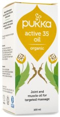Pukka Active 35 Oil
