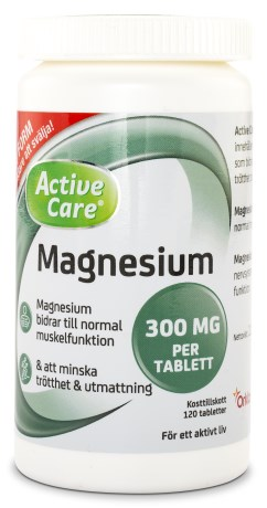 Active Care Magnesium - Active Care
