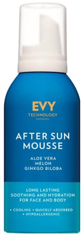 EVY After Sun Mousse - EVY Technology