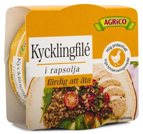 Agrico Kycklingfile, Livsmedel - Agrico