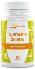 Alpha Plus D3 Vitamin 2500 IE