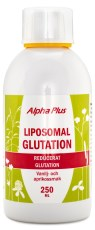 Alpha Plus Liposomal Glutation