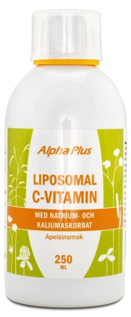 Alpha Plus Liposomal Vitamin C, Kosttillskott - Alpha Plus
