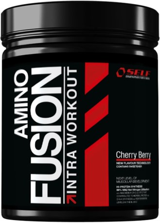 Self Omninutrition Amino Fusion, Kosttillskott - Self Omninutrition
