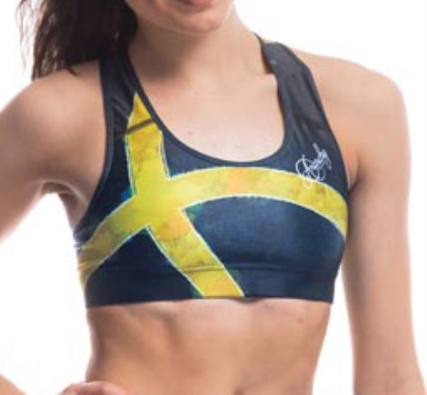 Anarchy Apparel Svea Sports Bra - Anarchy Apparel