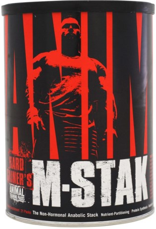 Animal M Stak,  - Universal Nutrition