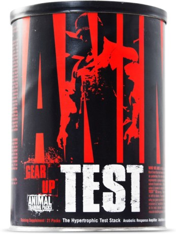 Animal Test, Kosttillskott - Universal Nutrition