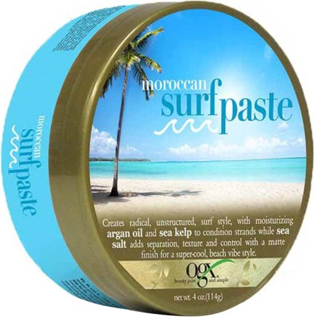 OGX Moroccan Surf Paste,  - OGX