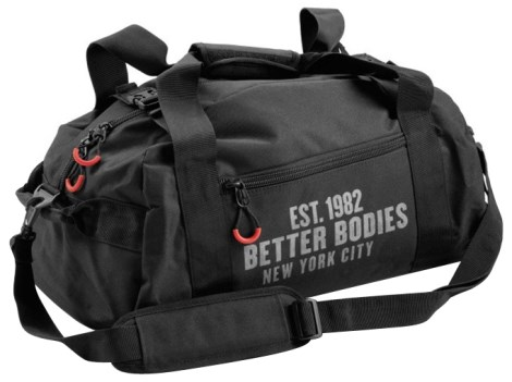 Better Bodies BB Gym Bag,  - Better Bodies