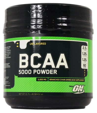 Optimum Nutrition BCAA 5000 Powder,  - Optimum Nutrition