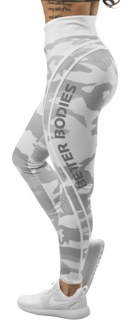 Better Bodies Camo High Tights - Better Bodies