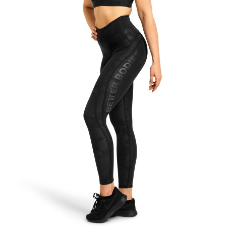 Better Bodies Camo High Tights, Nyheter - Better Bodies