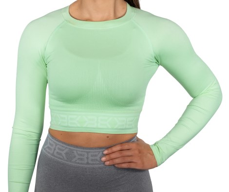 Better Bodies Rib Seamless Long Sleeve - Better Bodies