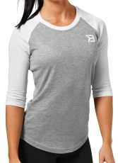 Better Bodies Womens Baseball Tee