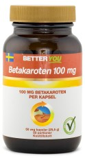 Better You Betakaroten 100 mg