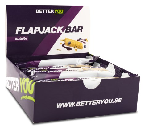 Better You Flapjack Bar - Better You