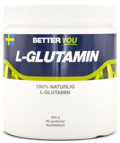 Better You L-Glutamin, Kosttillskott - Better You