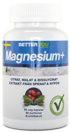 Better You Magnesium Plus, Kosttillskott - Better You