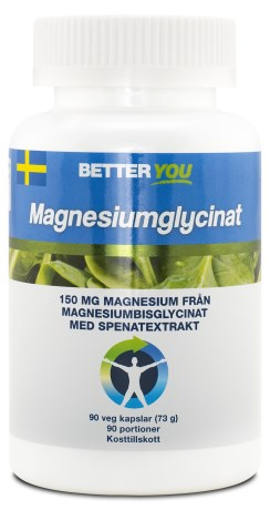 Better You Magnesiumglycinat, Kosttillskott - Better You