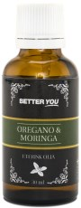 Better You Oregano & Moringa Eterisk olja