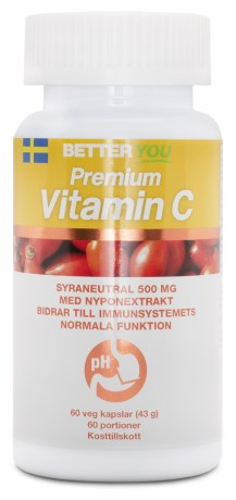 Better You Premium Vitamin C, Kosttillskott - Better You