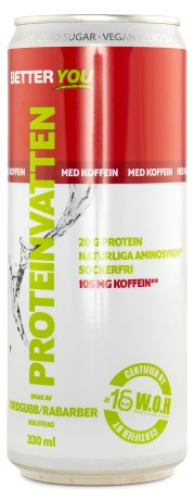Better You Proteinvatten m Koffein, Livsmedel - Better You