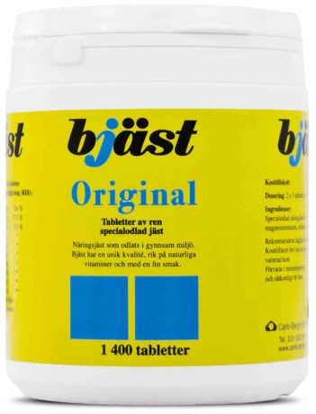 Bjäst Original,  - Carls-Bergh Pharma