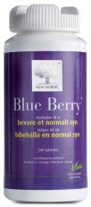 New Nordic Blue Berry Plus Ögonvitamin