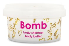 Bomb Cosmetics Body Butter Body Shimmer