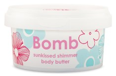 Bomb Cosmetics Body Butter Sunkissed Shimmer