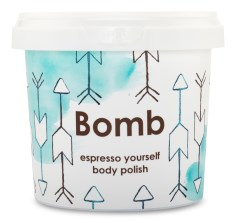Bomb Cosmetics Body Scrub Espresso Yourself