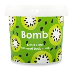 Bomb Cosmetics Body Scrub Kiwi & Lime