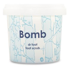 Bomb Cosmetics Dr Foot Refreshing Foot Scrub