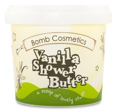 Bomb Cosmetics Shower Butter Vanilla