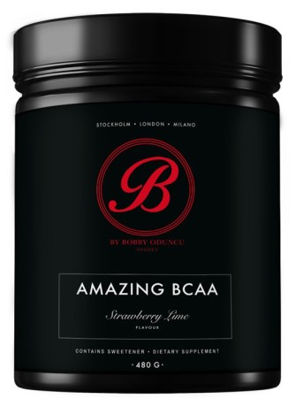 By BOBBY Amazing BCAA - Self Omninutrition