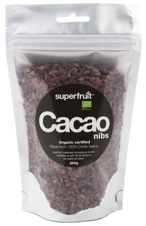 Superfruit Cacao Nibs, Livsmedel - Superfruit
