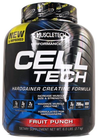 MuscleTech Cell-Tech,  - MuscleTech