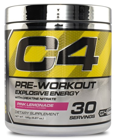 Cellucor C4, Kosttillskott - Cellucor