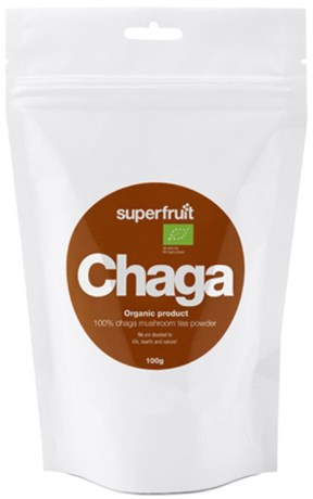 Superfruit Chaga, Livsmedel - Superfruit