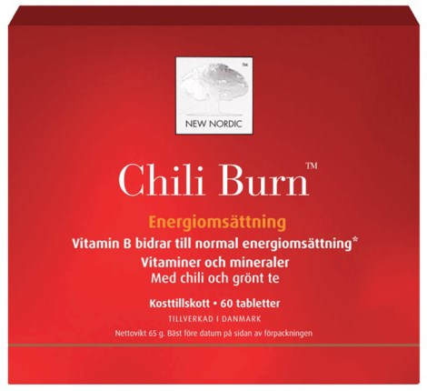 New Nordic Chili Burn,  - New Nordic