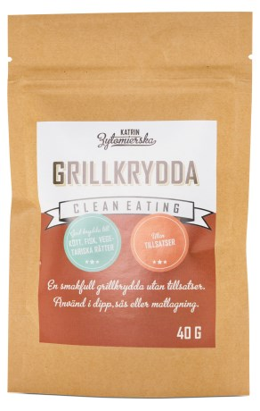 Clean Eating Grillkrydda, Livsmedel - Clean Eating