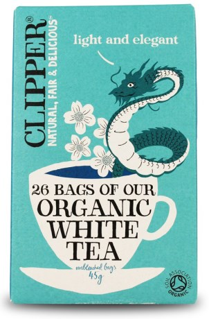 Clipper White Tea, Livsmedel - Clipper