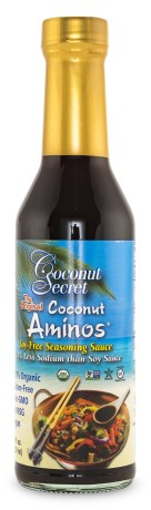 Coconut Secret Aminos, Livsmedel - Coconut Secret