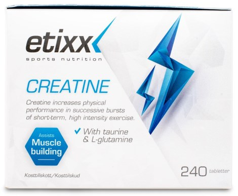 Etixx Creatine,  - Etixx Sports Nutrition